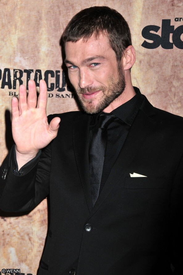 Andy Whitfield in The Play Fashion spartacus say 593x890 Andy Whitfield in The Play Fashion