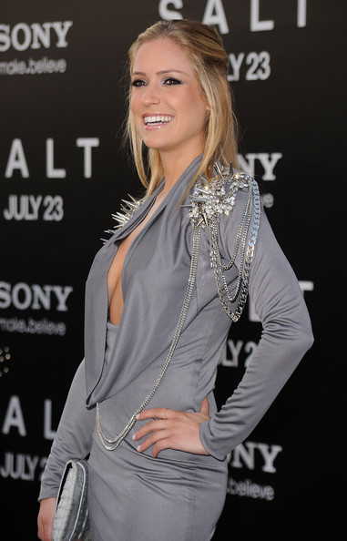 Kristin Cavallari Style for The Salt Los Angeles Premiere dress Kristin Cavallari Style for The Salt Los Angeles Premiere