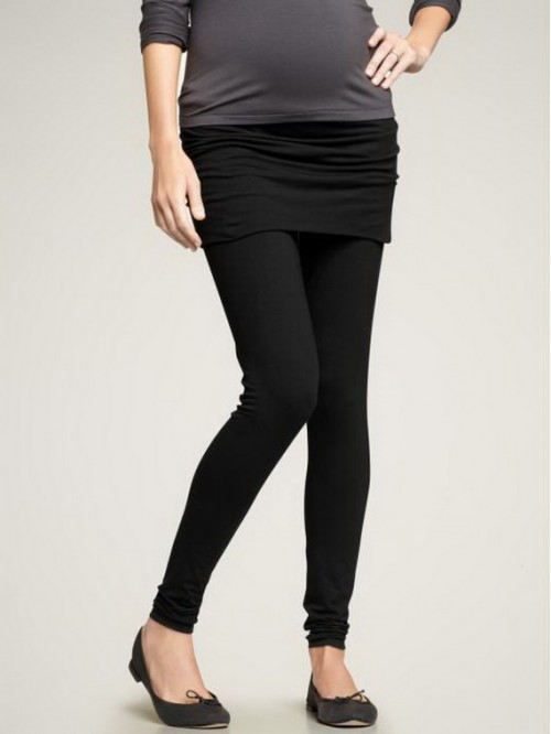 Gap Maternity Leggings Trend 2012 Women Fashion feminim 500x666 Gap Maternity Leggings Trend 2012 Women Fashion