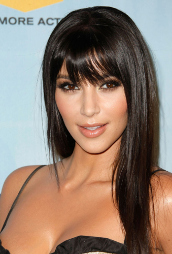 Kim Kardashian Style for Hair long