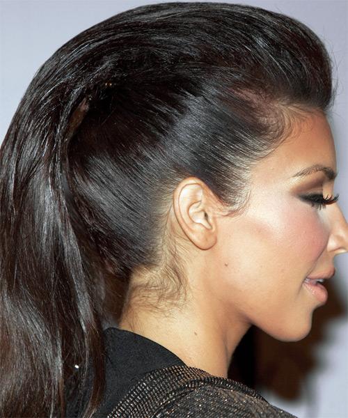 Kim Kardashian Style Hair