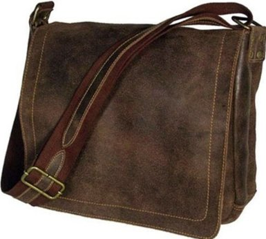 Leather Bag Laptop Messenger David King Co Large Distressed view Leather Bag Laptop Messenger David King & Co Large Distressed