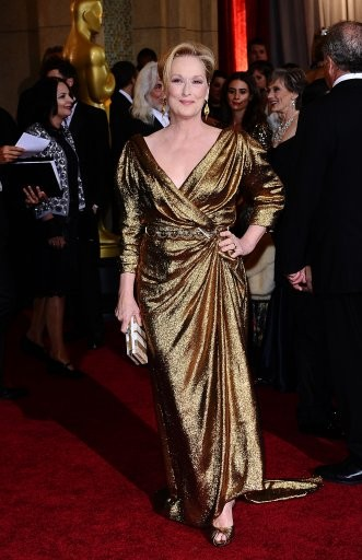 Oscars Red Carpet 2012 for Best Dressed and Biggest Trends meryl streep Oscars Red Carpet 2012 for Best Dressed and Biggest Trends