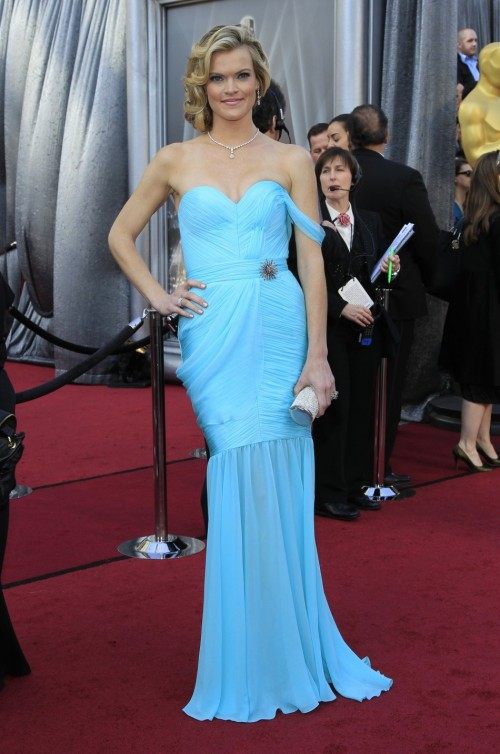 Oscars Red Carpet 2012 for Best Dressed and Biggest Trends missi pyle 500x754 Oscars Red Carpet 2012 for Best Dressed and Biggest Trends