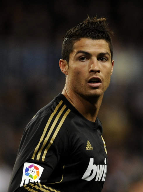 Cristiano Ronaldo Hairstyle for 2012 view