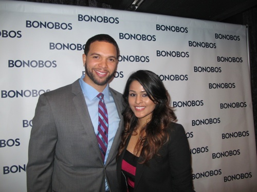 Deron Williams Fashion Style With BONOBOS shyema deron n williams Deron Williams Fashion Style With BONOBOS