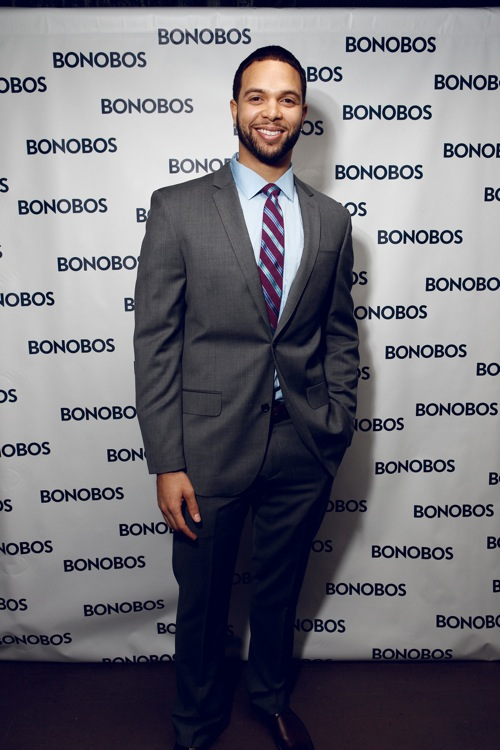 Deron Williams Fashion Style With BONOBOS view Deron Williams Fashion Style With BONOBOS