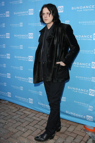 Jack White Fashion Style in Fashion Awards black shoes Jack White Fashion Style in Fashion Awards
