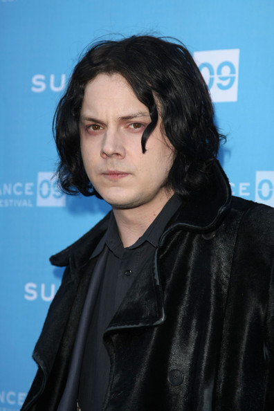 Jack White Fashion Style in Fashion Awards hairstyle Jack White Fashion Style in Fashion Awards