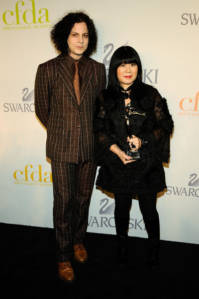 Jack White Fashion Style in Fashion Awards stands Jack White Fashion Style in Fashion Awards