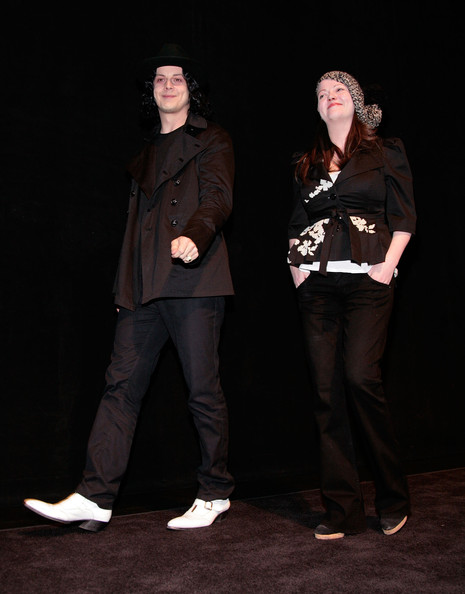 Jack White Fashion Style in Fashion Awards white shoes Jack White Fashion Style in Fashion Awards