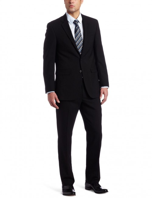 Kenneth Cole New York Mens Piece Suit for Cool Fashion stands 500x649 Kenneth Cole New York Mens Piece Suit for Cool Fashion
