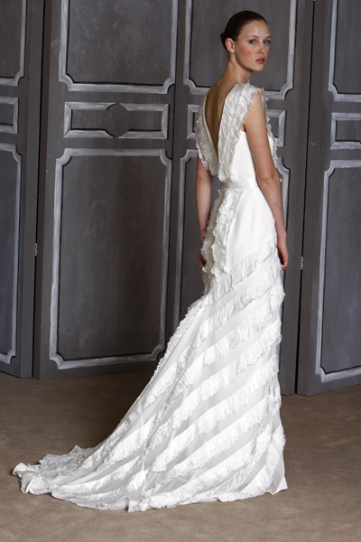 carolina herrera bridal 2009 The Most Awaited Collection from Carolina Herrera Bridal