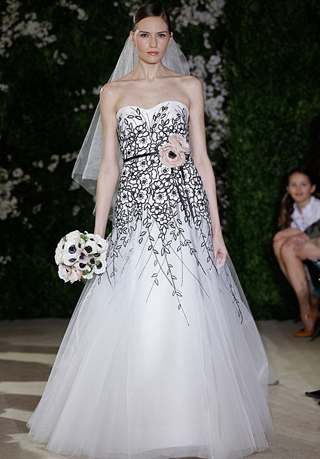 carolina herrera bridal 2012 The Most Awaited Collection from Carolina Herrera Bridal