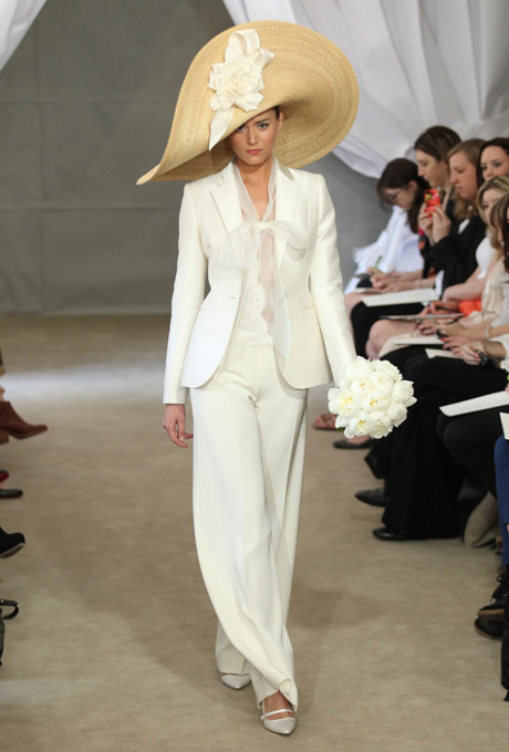 carolina herrera bridal 2013 The Most Awaited Collection from Carolina Herrera Bridal