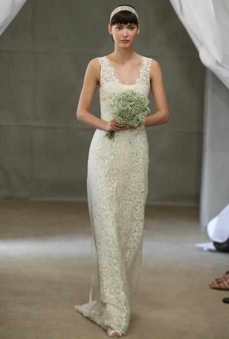 carolina herrera bridal spring 2013 The Most Awaited Collection from Carolina Herrera Bridal