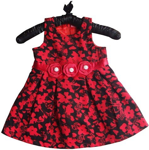 flower frocks for kids