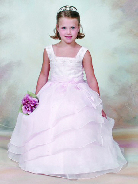 flower girl dresses for kids