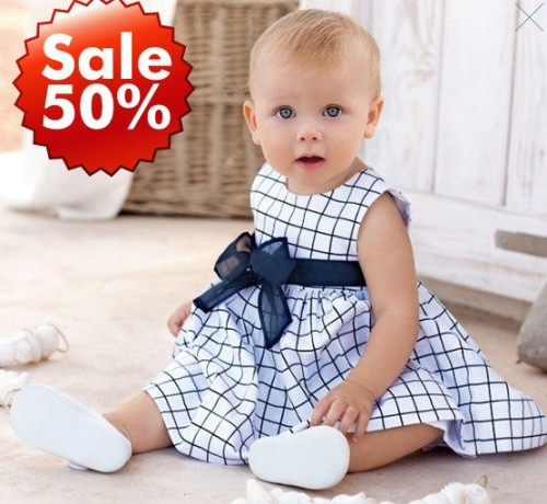 kids summer dresses on sale 500x460 Kids summer dresses to make your kids look trendy