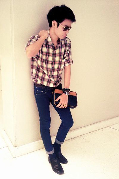 Mens Wear Jeans Men Skinny Jeans Shoes