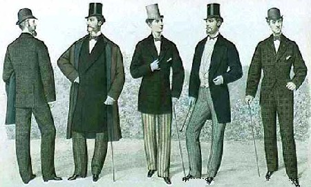 mens victorian fashion Mens Victorian fashion for your inspiration