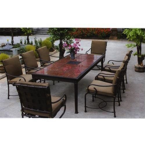 patio dining sets for 8 people outdoor dining sets for 8 2012
