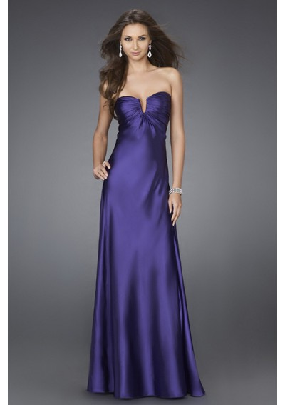 purple prom dresses 2010 Purple Prom Dresses the Gorgeous Youngest Dresses