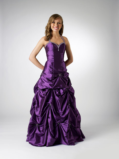 purple prom dresses 2011 Purple Prom Dresses the Gorgeous Youngest Dresses