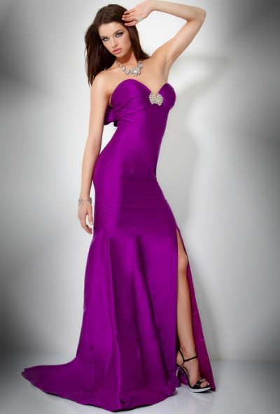 purple prom dresses 2012 Purple Prom Dresses the Gorgeous Youngest Dresses