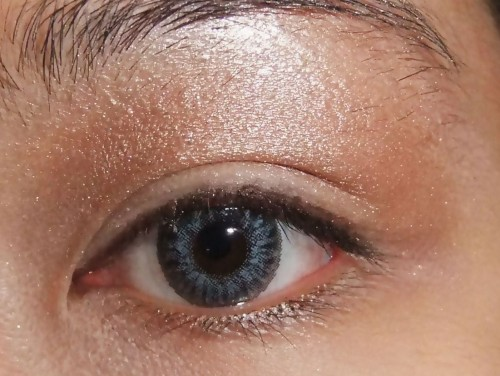 Korean Eye Highlighter style 2012 500x376 Korean Eye Highlighter Makeup Inspiration for You