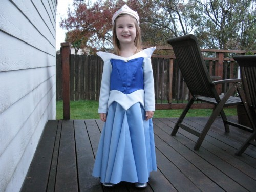 Sleeping Beauty Dress For Special Theme Costume