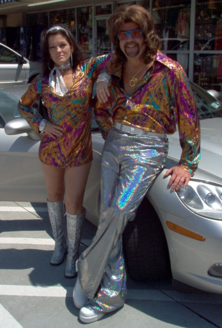 70s disco fashion men