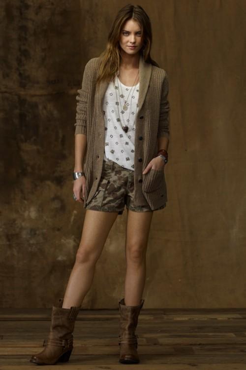 Casual Fashion 2012 For Women