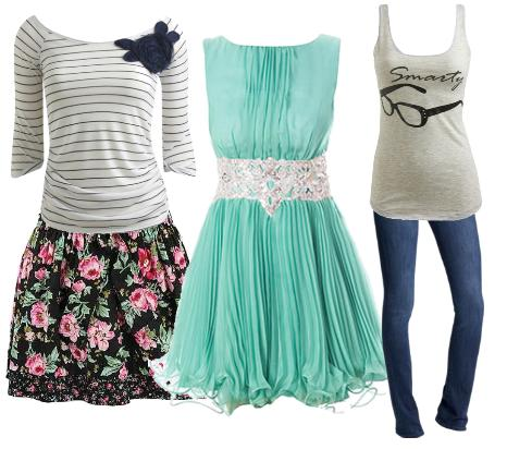 Cute Summer Clothes for Fashionable Teen
