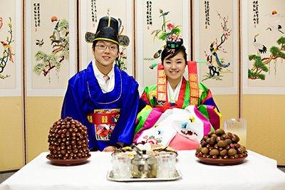 Korean traditional wedding decor best site hairstyle and wedding korean wedding decorations gallery wedding decoration ideas junglespirit Images