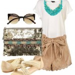 Casual chic outfit for girls