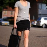 casual chic outfit for women 2012