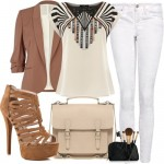 casual chic outfit ideas picture