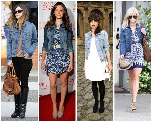 jean jacket outfit for women