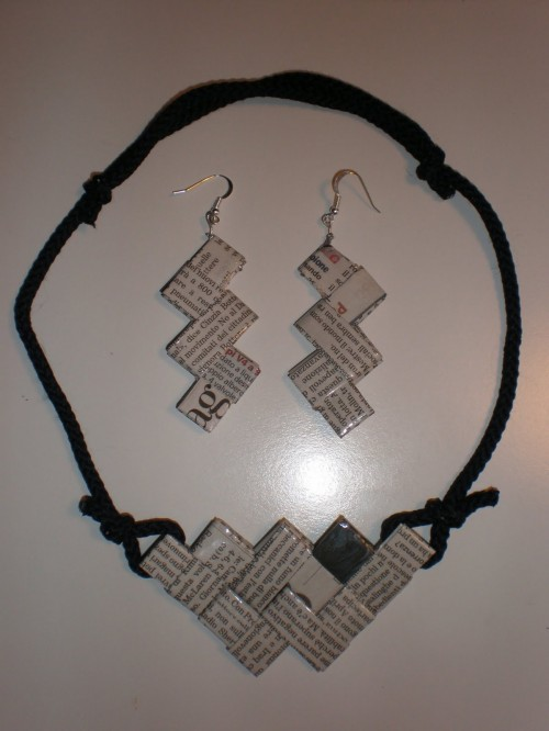 newspaper jewelry 500x666 Guy Fieri Jewelry Collection