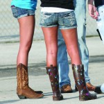 Cowboy Boots Fashion Trend 2012