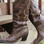Cowboy Fashion Trend Boots