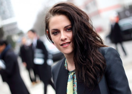 Kristen Stewart Hairstyles 2012 Casual 500x355 Kristen Stewart Hairstyles 2012 for Your New Looks