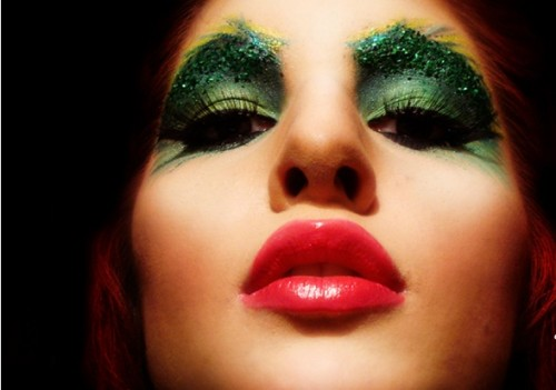 Green Eyes Makeup For Dramatic Effects