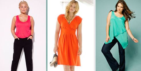 ColorfullTrendy Plus Size Fashion 2012 Trendy Plus Size Fashion 2012 for Big Girls
