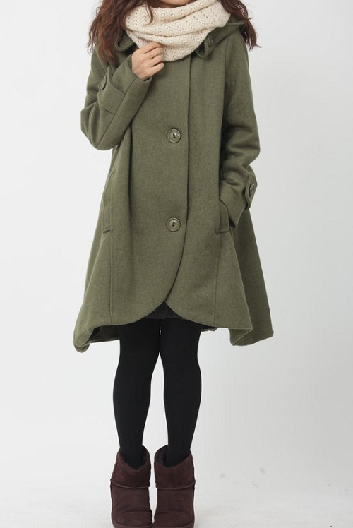 Field Coat Women Winter 2013 Field Coat Women Winter and the Latest Trend