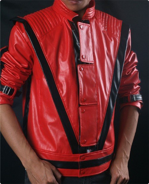 Michael Jackson Red Jacket Red Jacket Get Your T Shirt Ready