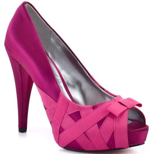 Watch - Ribbon Hilton shoes video