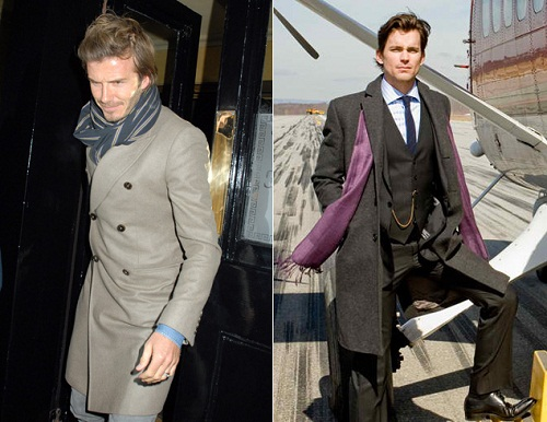 Suit with Scarf Suit with Scarf for Men