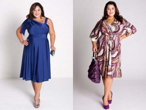 Trendy Plus Size Fashion 2012 Ideas 500x377 Trendy Plus Size Fashion 2012 for Big Girls